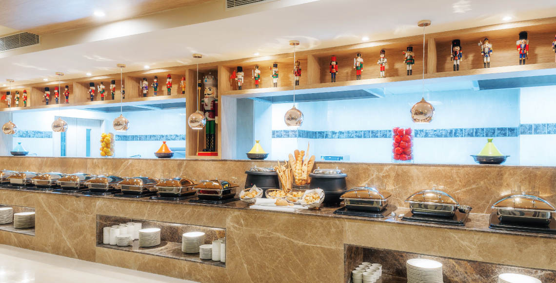 buffet restaurant in chennai omr