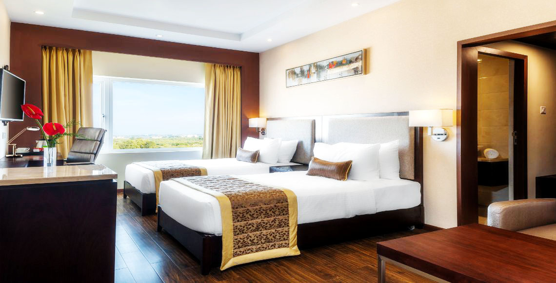days hotel standard twin rooms in omr chennai